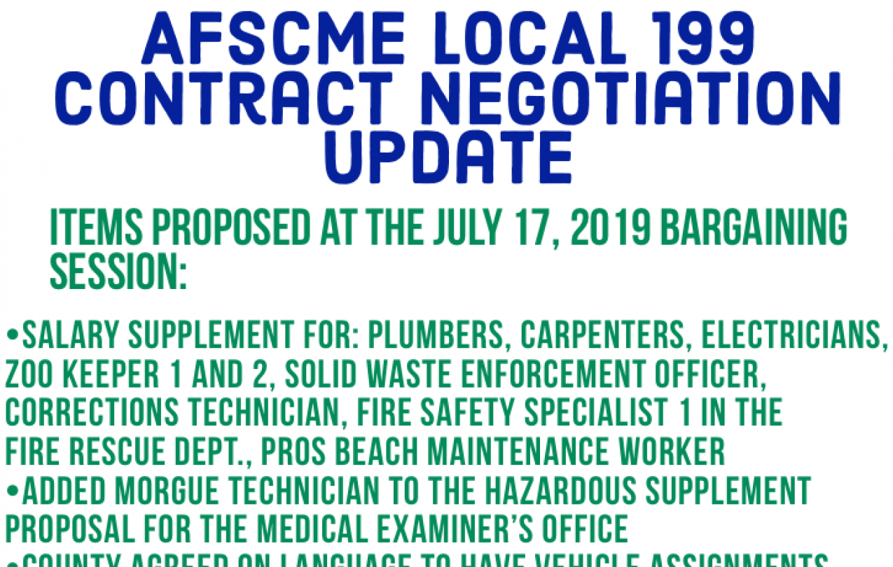 AFSCME Local 199