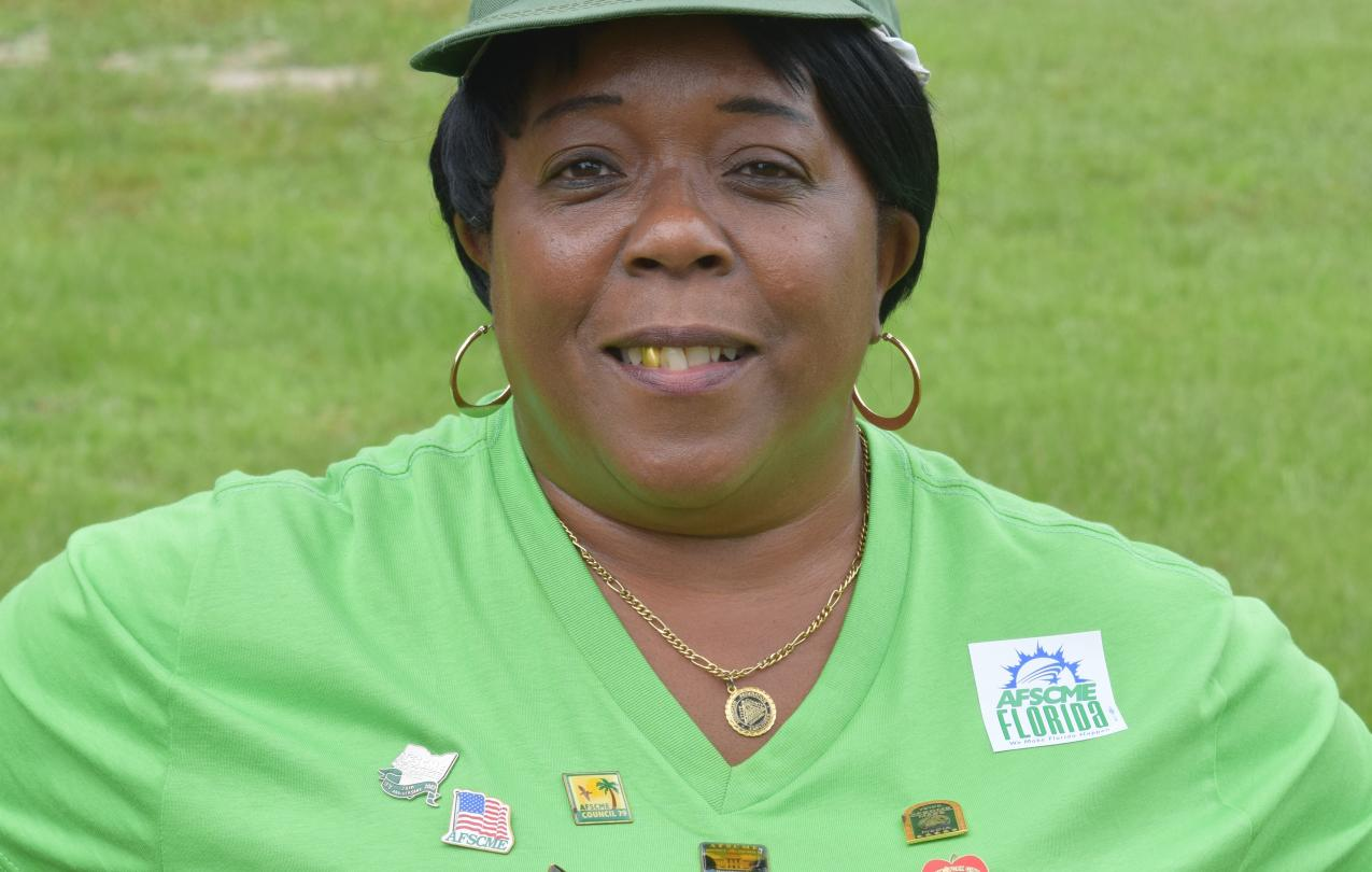 Sheryll Brown, Local 3344
